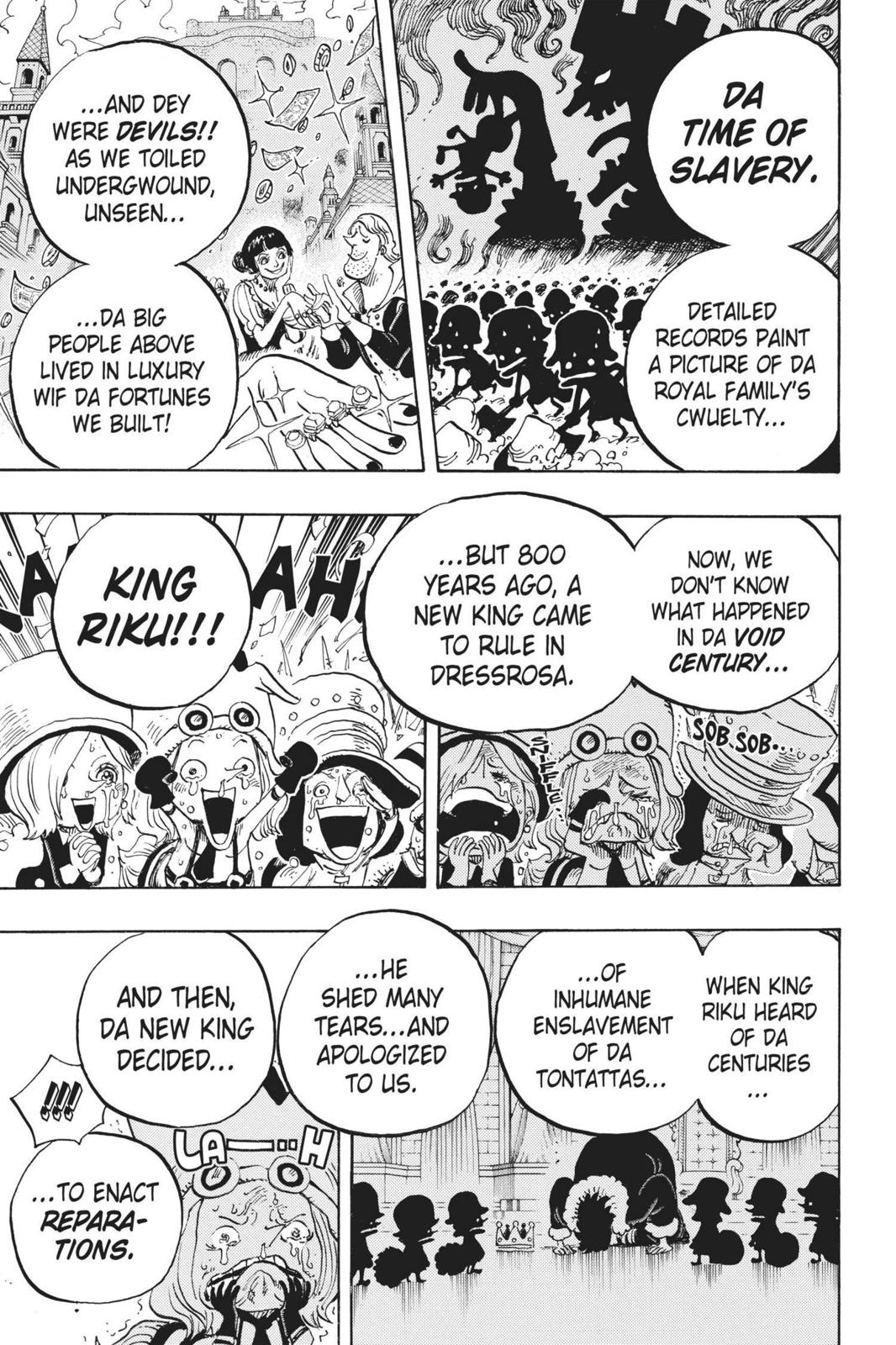 One Piece, Chapter 726 image 015