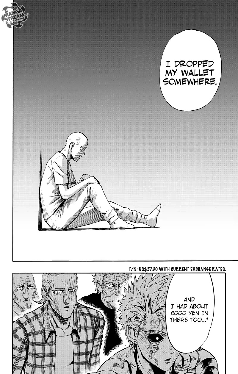 One Punch Man, Chapter Onepunch-Man 89 image 009