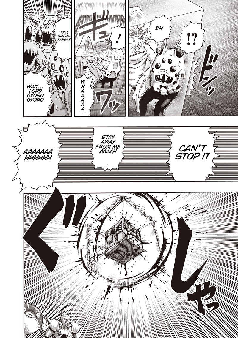 One Punch Man, Chapter Onepunch-Man 95 image 010