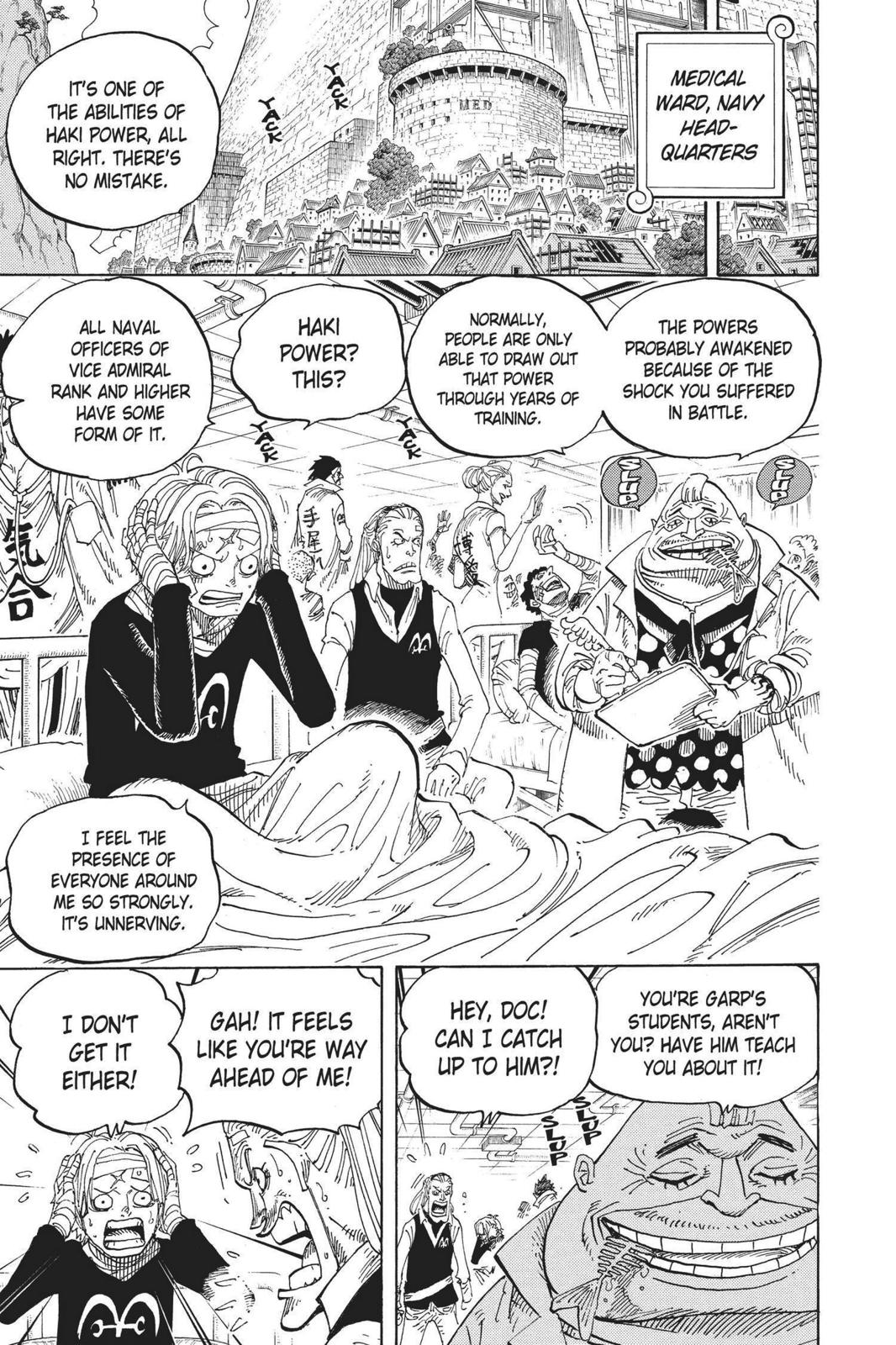 One Piece, Chapter 594 image 006