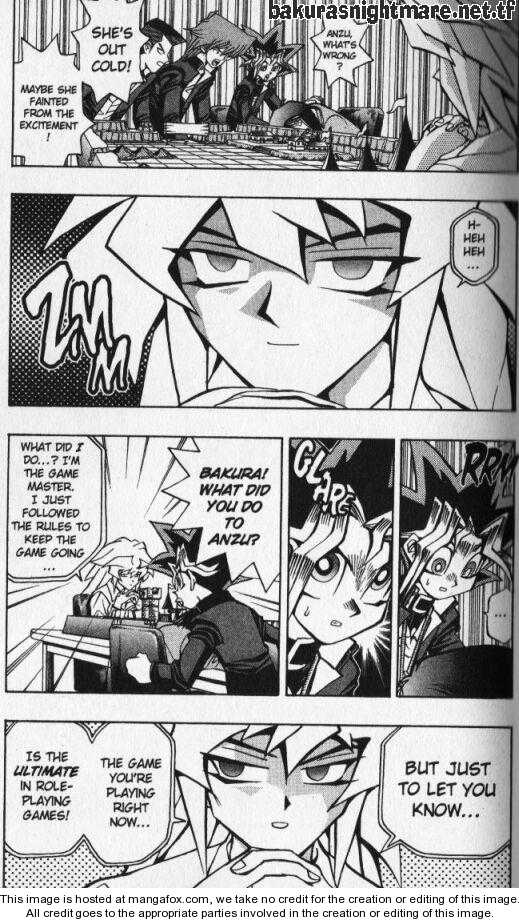Yu Gi Oh, Chapter Vol.07 Ch.053 - Battle 53 Millennium Enemy 4 Role-Playing Minatures image 002