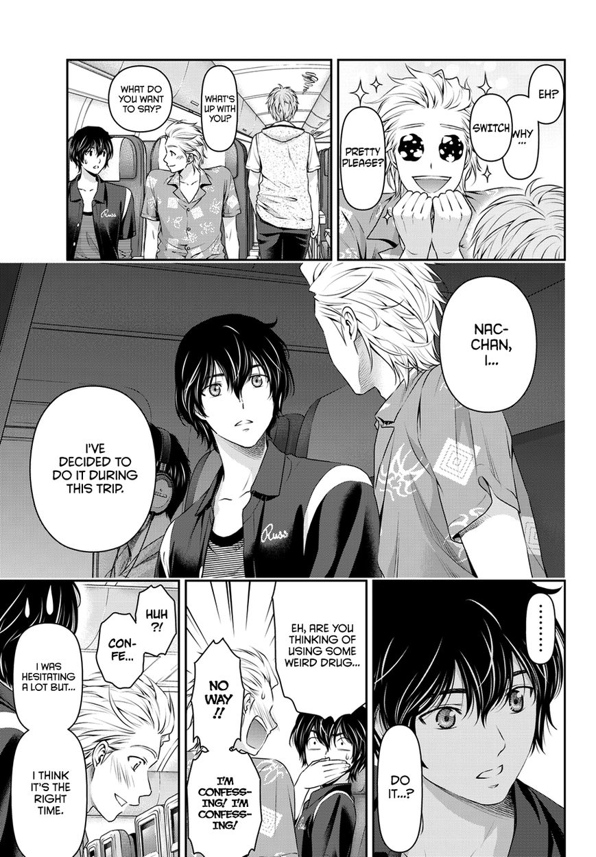 Domestic Girlfriend, Chapter 49 It's the field trip! image 004