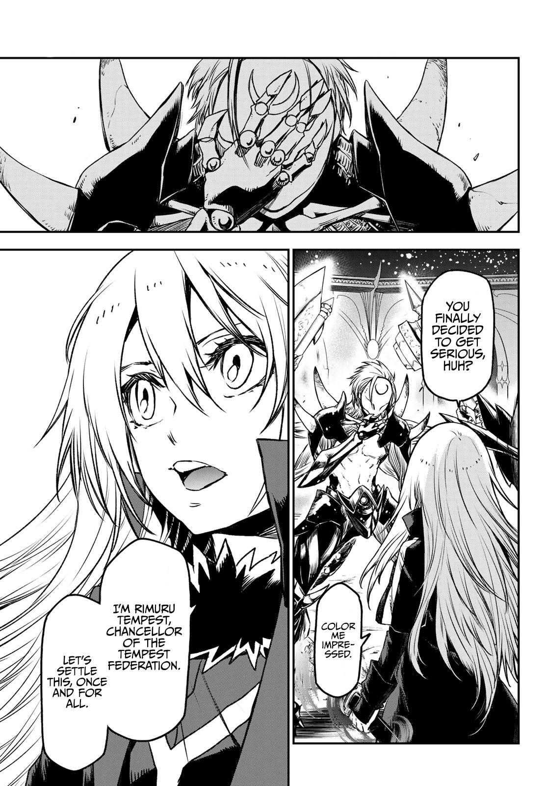 That Time I Got Reincarnated As A Slime, Chapter 83 image 043