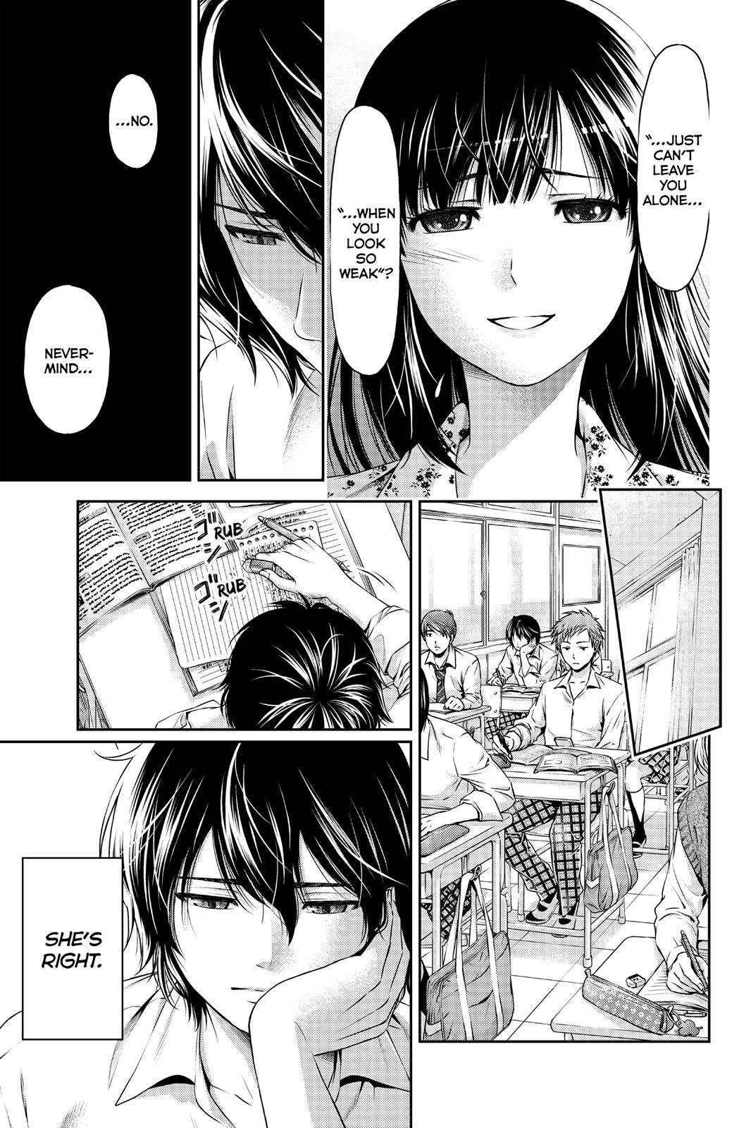 Domestic Na Kanojo, Chapter 1 image 050