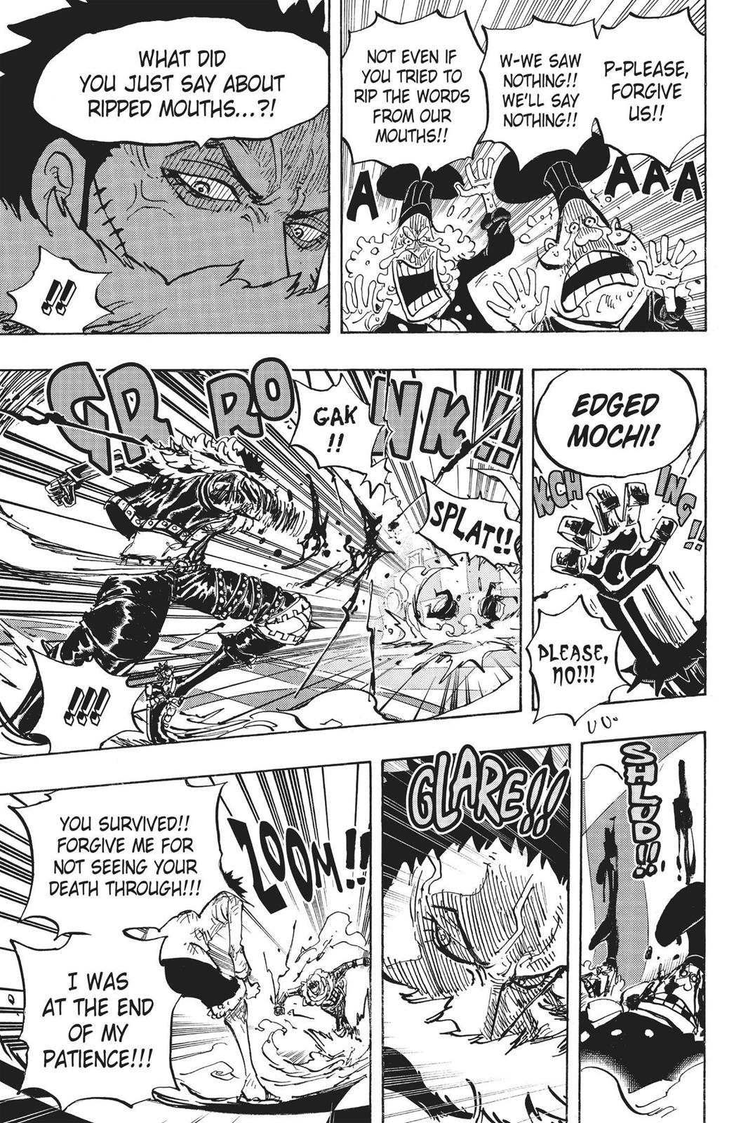 One Piece, Chapter 883 image 012