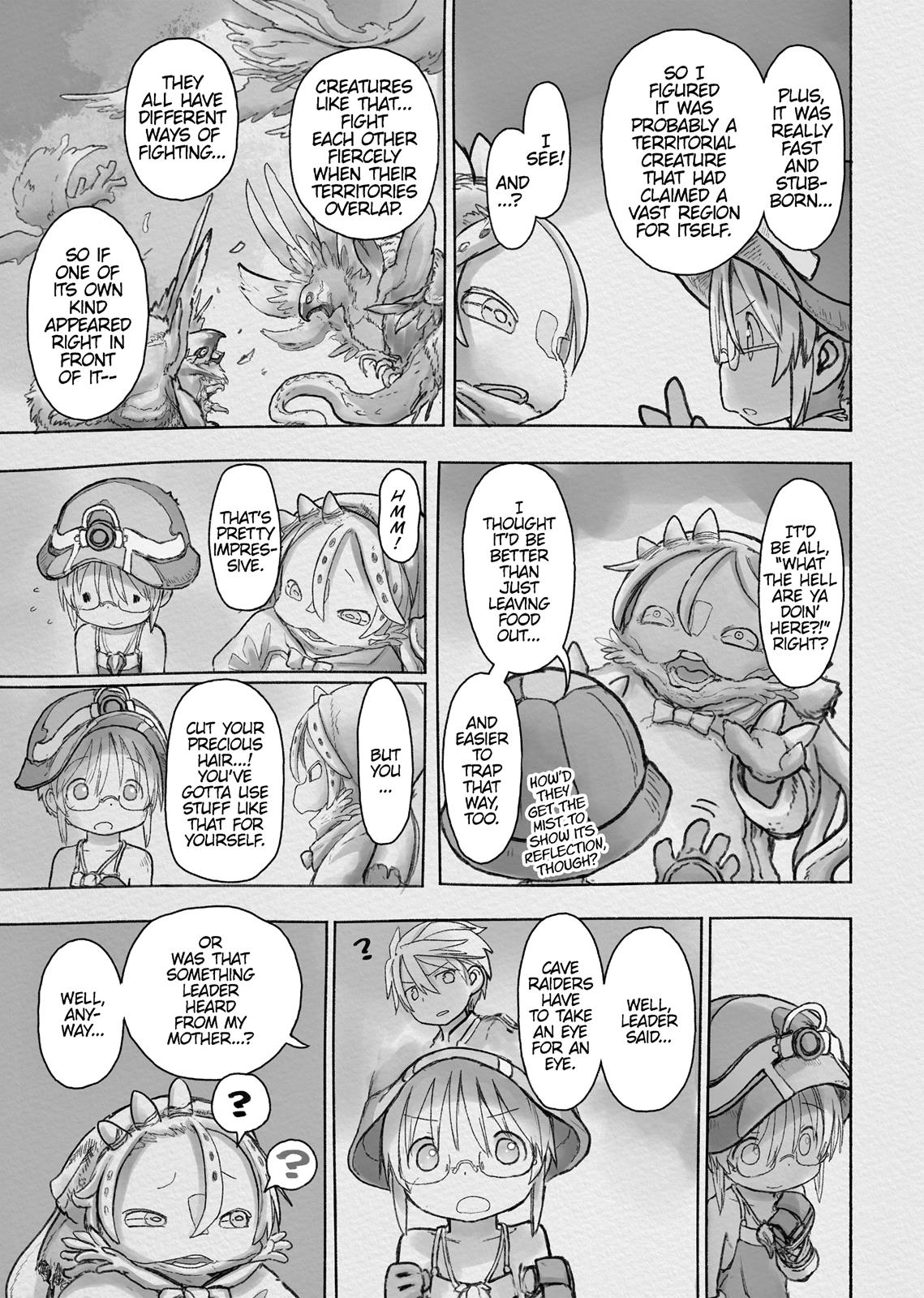 Made In Abyss, Chapter Hello,Abyss 46 image 045