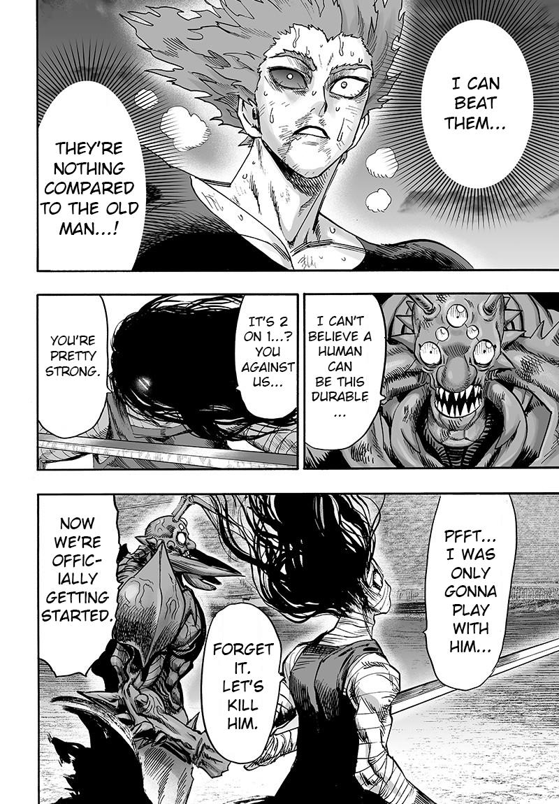 One Punch Man, Chapter Onepunch-Man 88 image 050