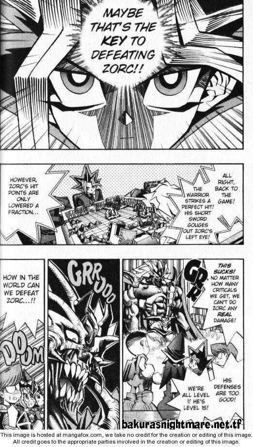 Yu Gi Oh, Chapter Vol.07 Ch.057 - Battle 57 Millennium Enemy 8 Fight! Fight! image 005