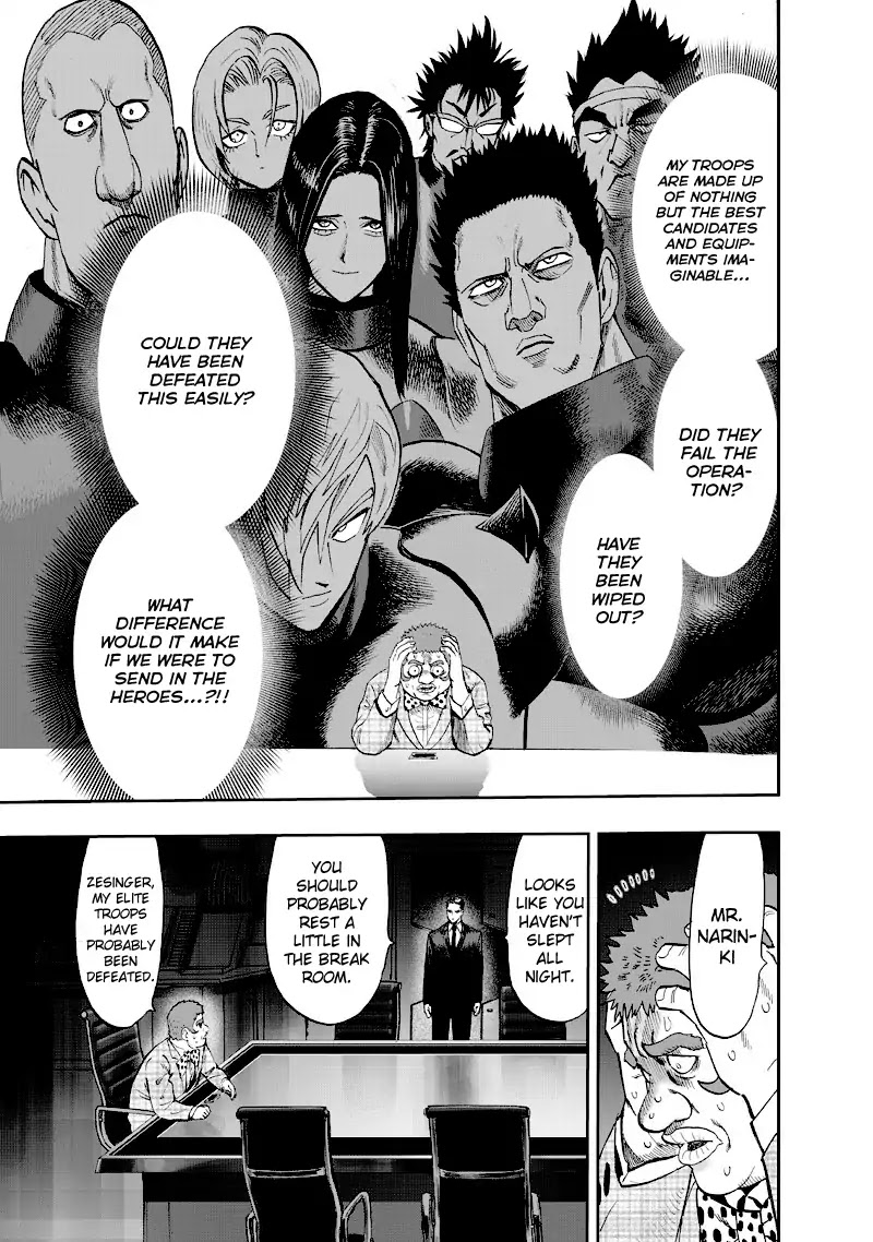 One Punch Man, Chapter Onepunch-Man 90 image 013