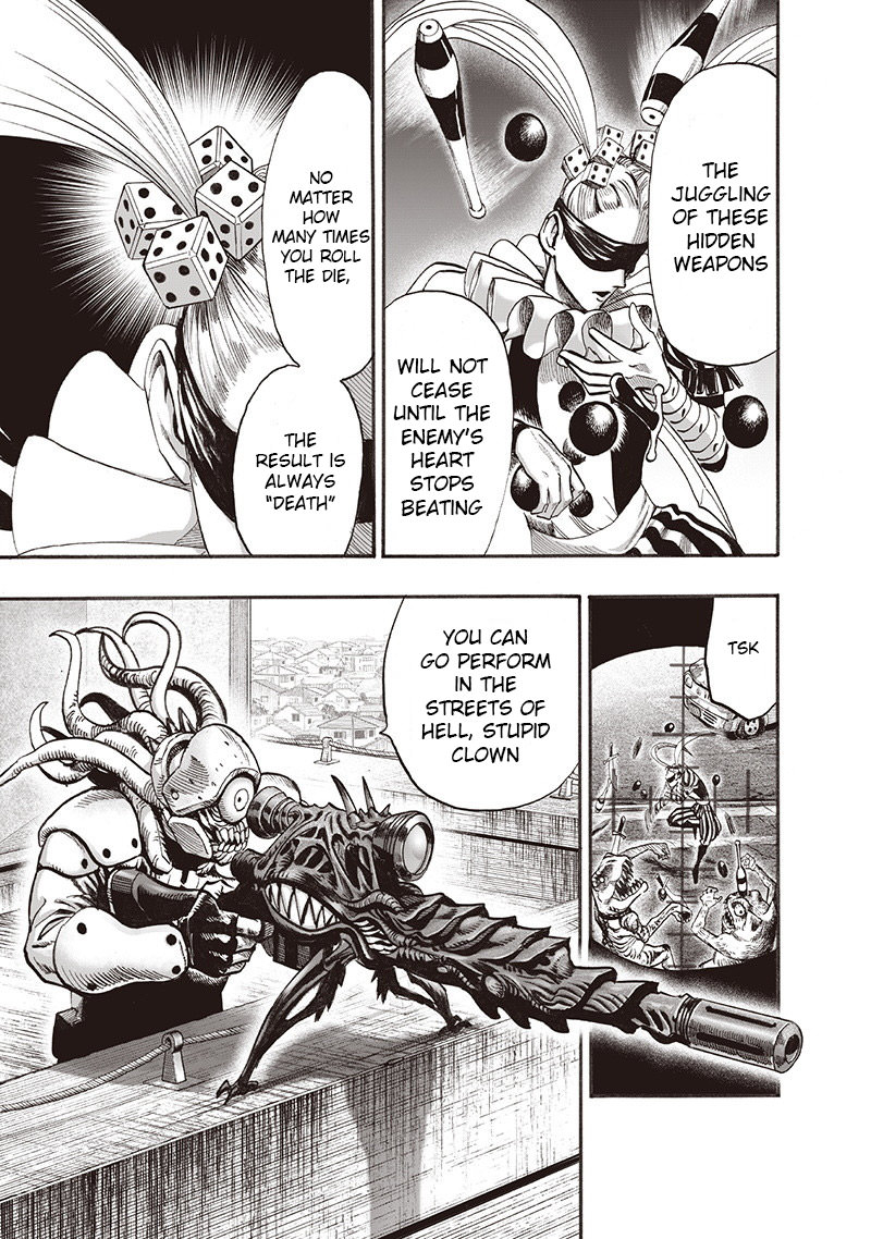 One Punch Man, Chapter Onepunch-Man 94 image 039