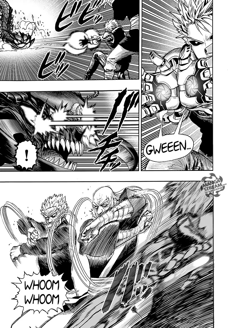 One Punch Man, Chapter Onepunch-Man 84 image 069