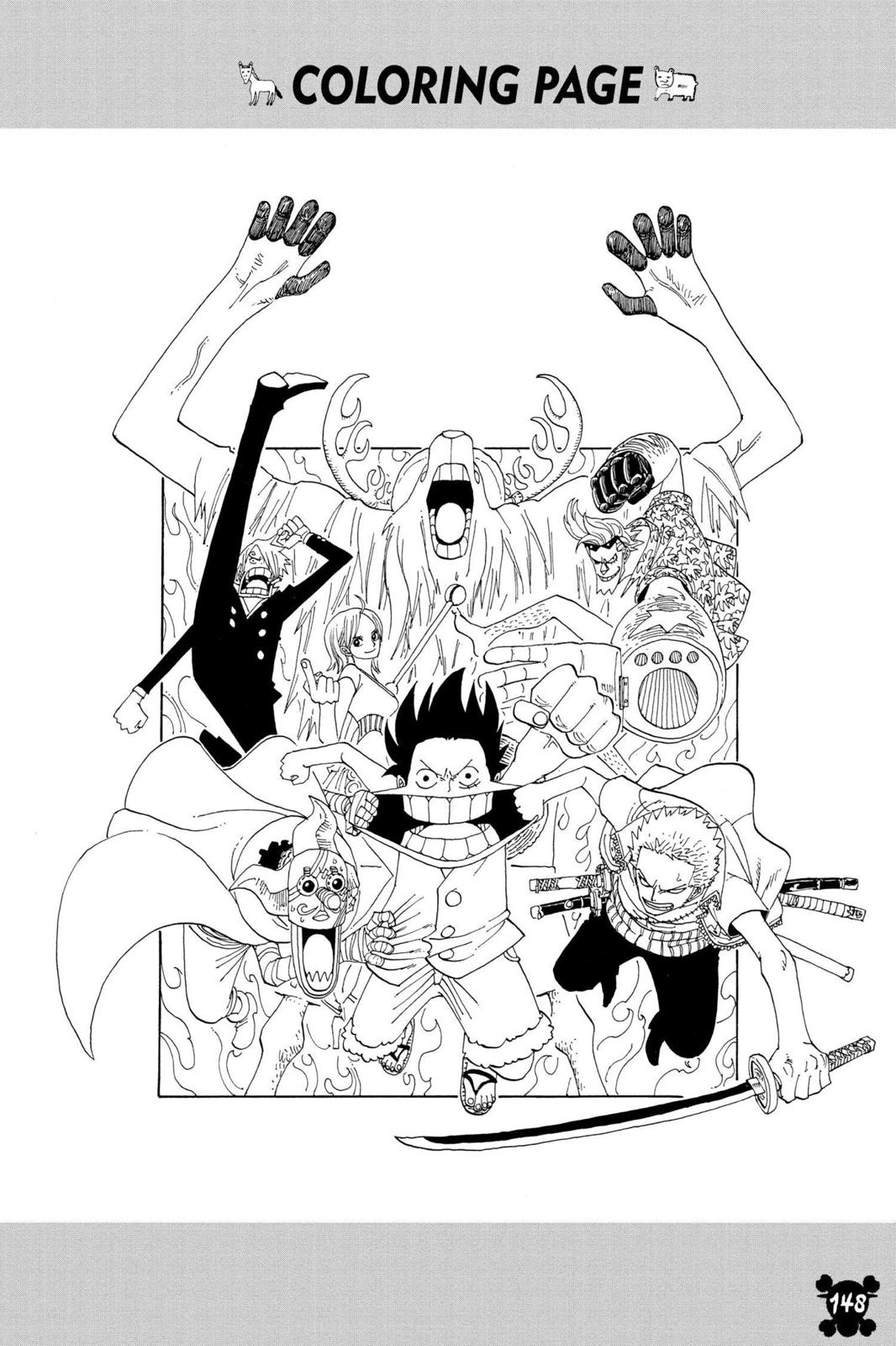 One Piece, Chapter 416 image 020