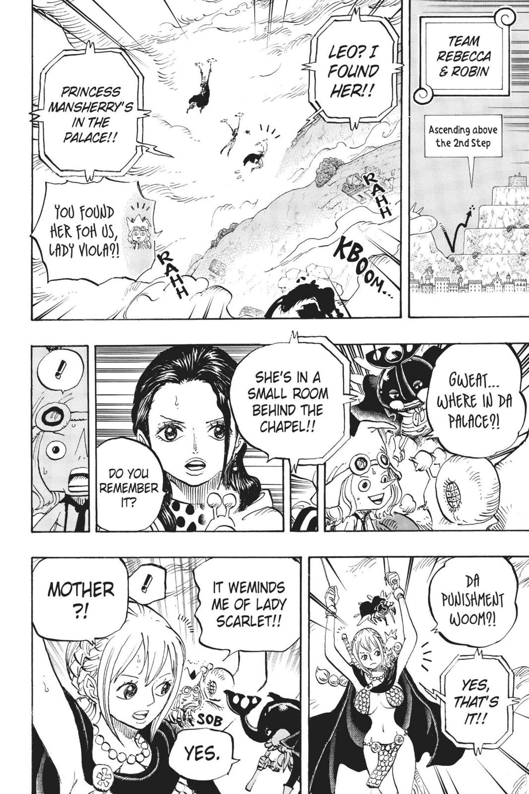 One Piece, Chapter 756 image 006