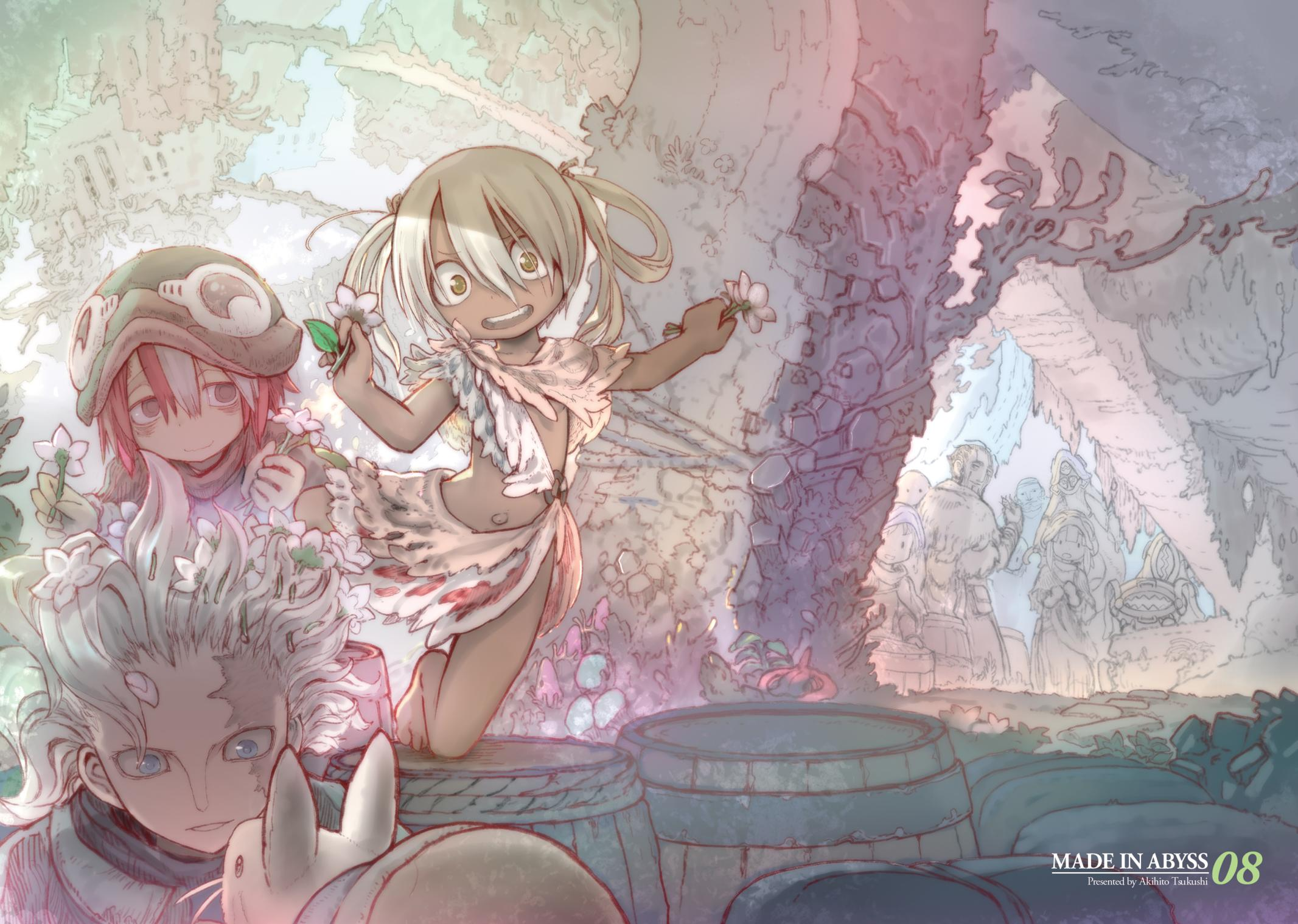 Made In Abyss, Chapter Hello,Abyss 48 image 003