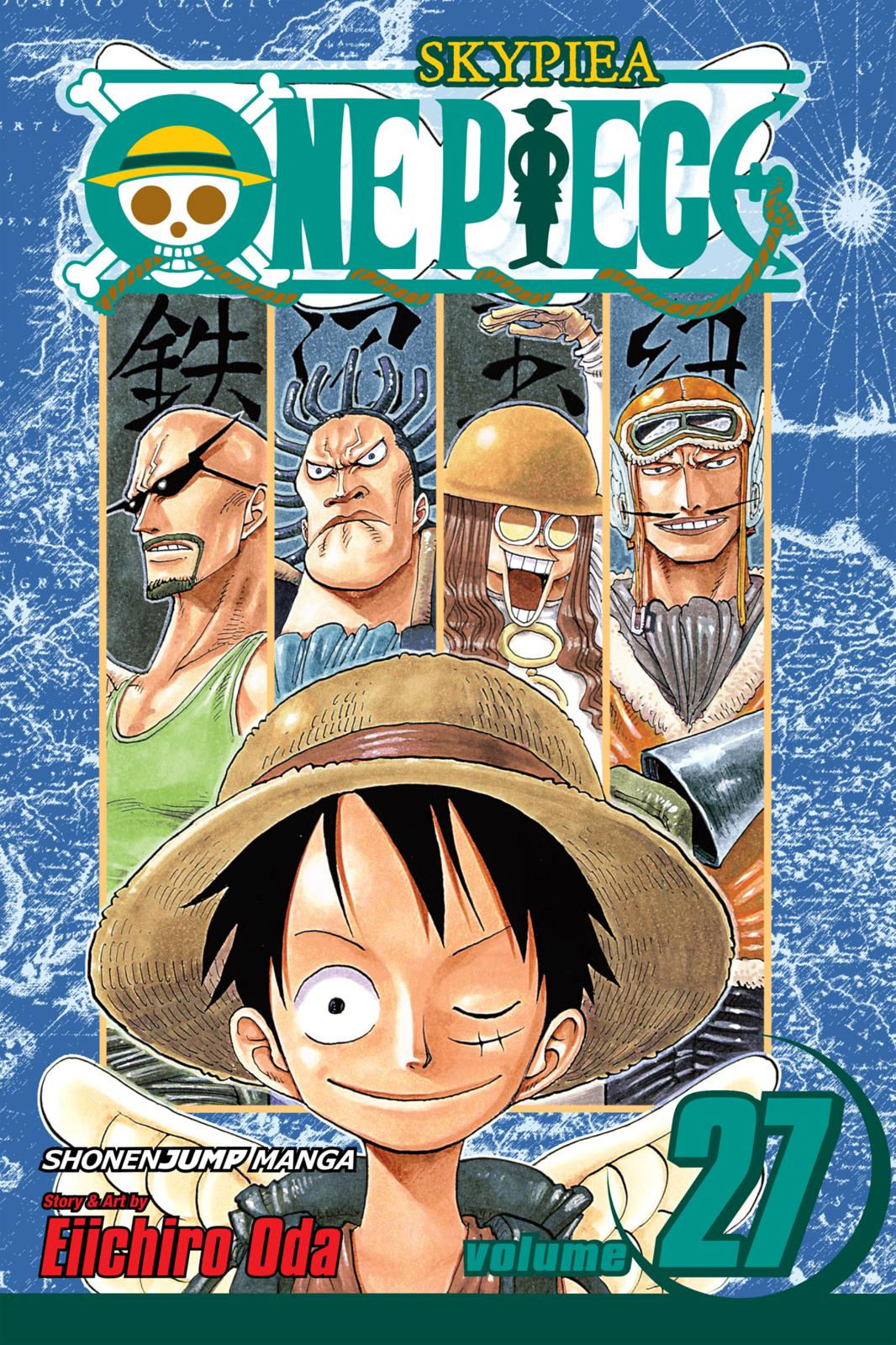 One Piece, Chapter 247 image 001