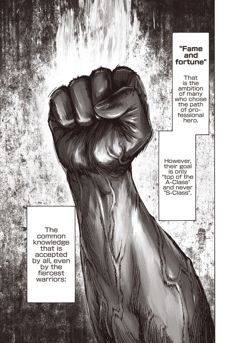 One Punch Man, Chapter One-Punch Man 122 image 021
