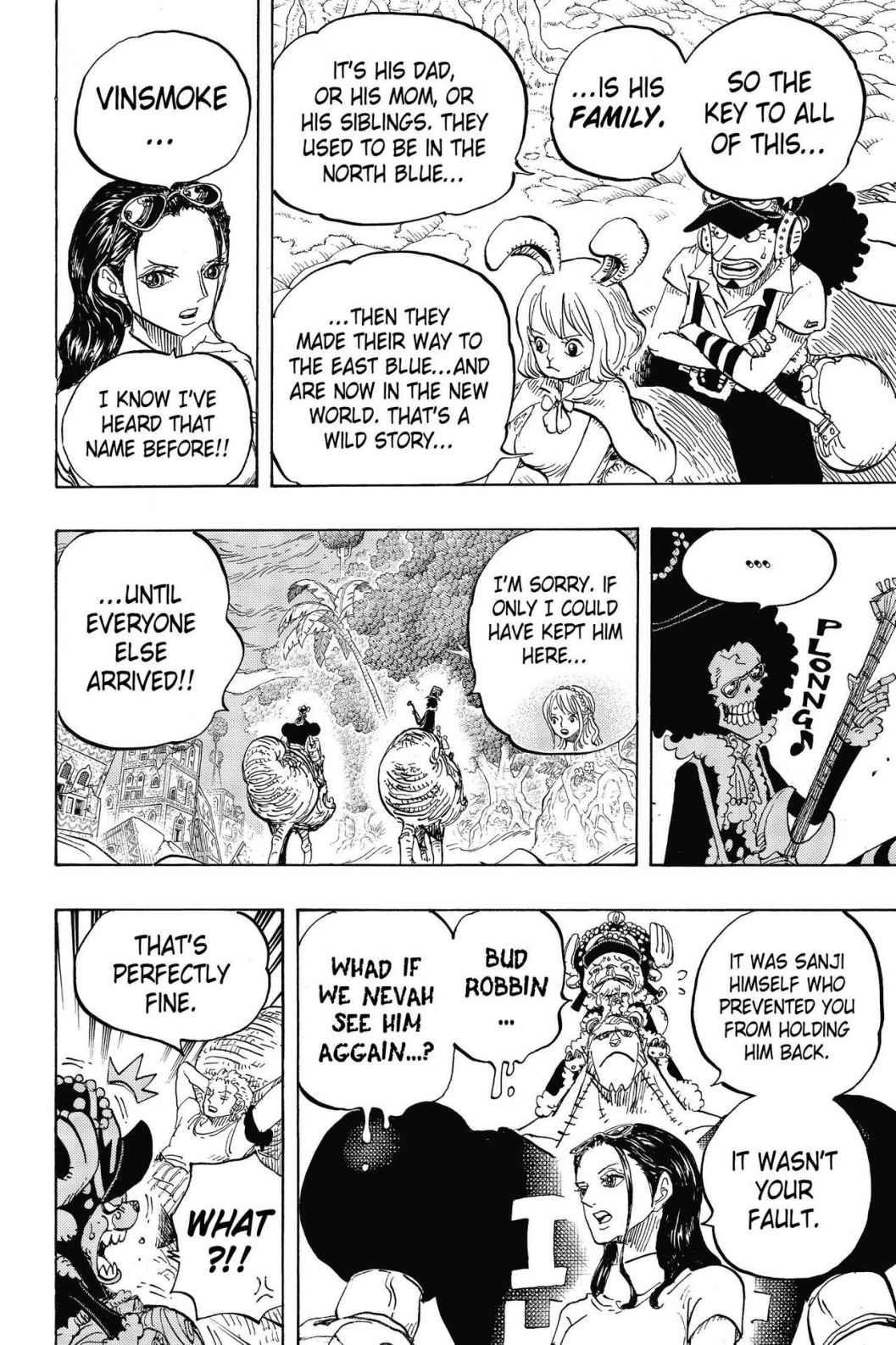 One Piece, Chapter 814 image 006