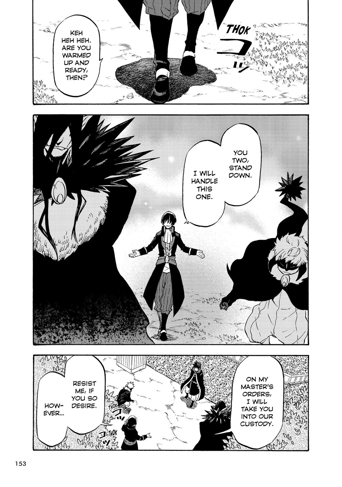 That Time I Got Reincarnated As A Slime, Chapter 67 image 022