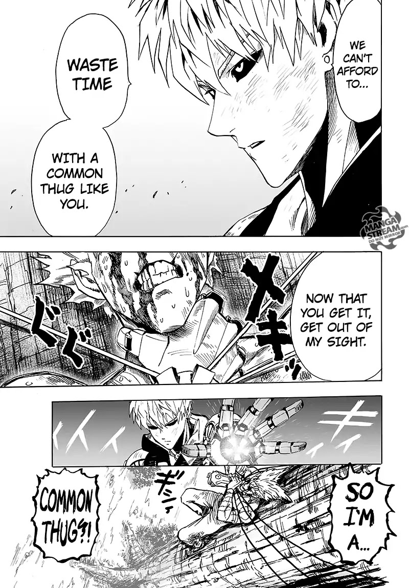 One Punch Man, Chapter Onepunch-Man 83 image 030