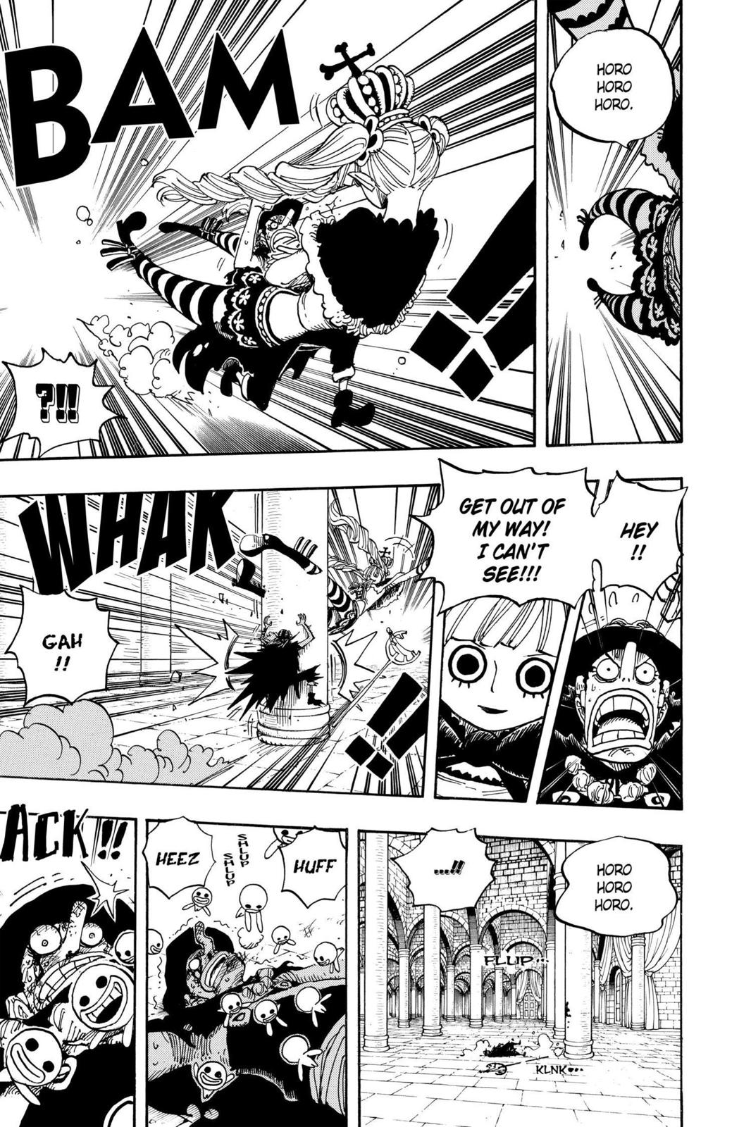 One Piece, Chapter 465 image 013