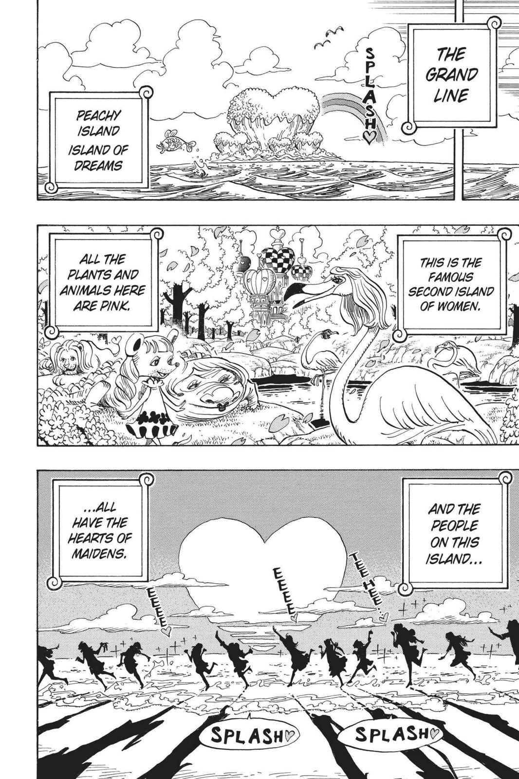 One Piece, Chapter 523 image 024