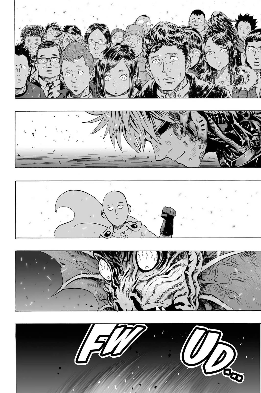 One Punch Man, Chapter Onepunch-Man 28 image 010