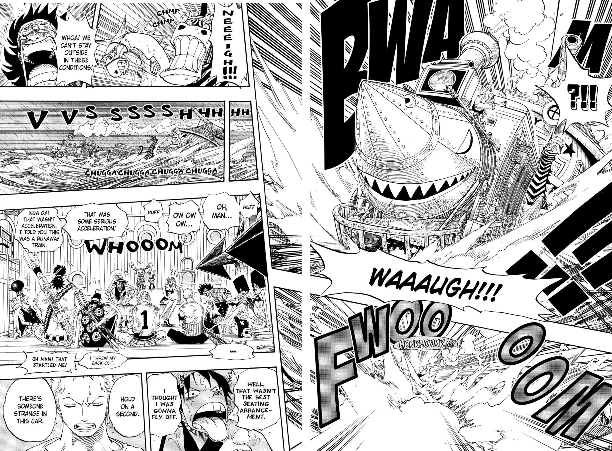 One Piece, Chapter 366 image 007