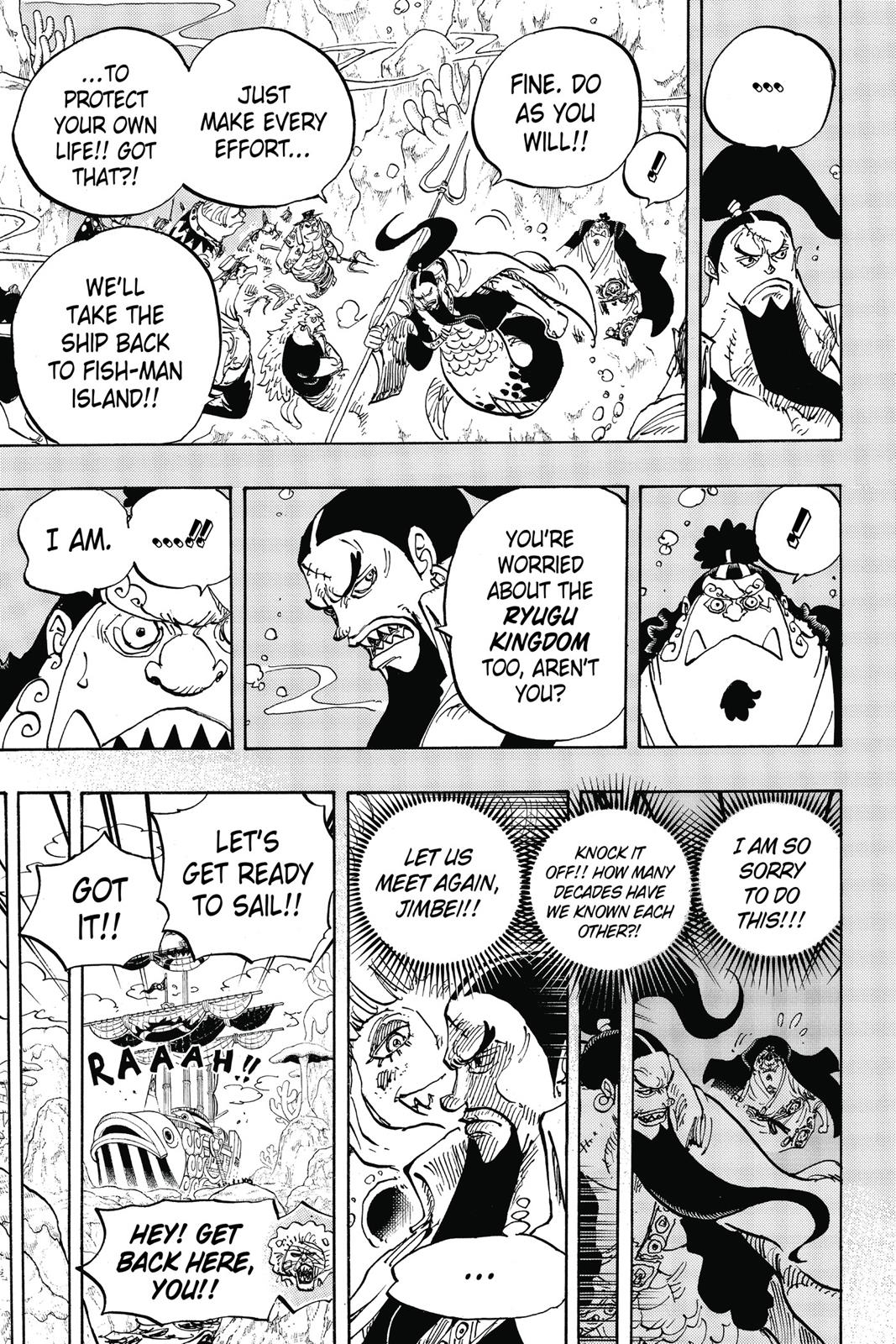 One Piece, Chapter 860 image 005