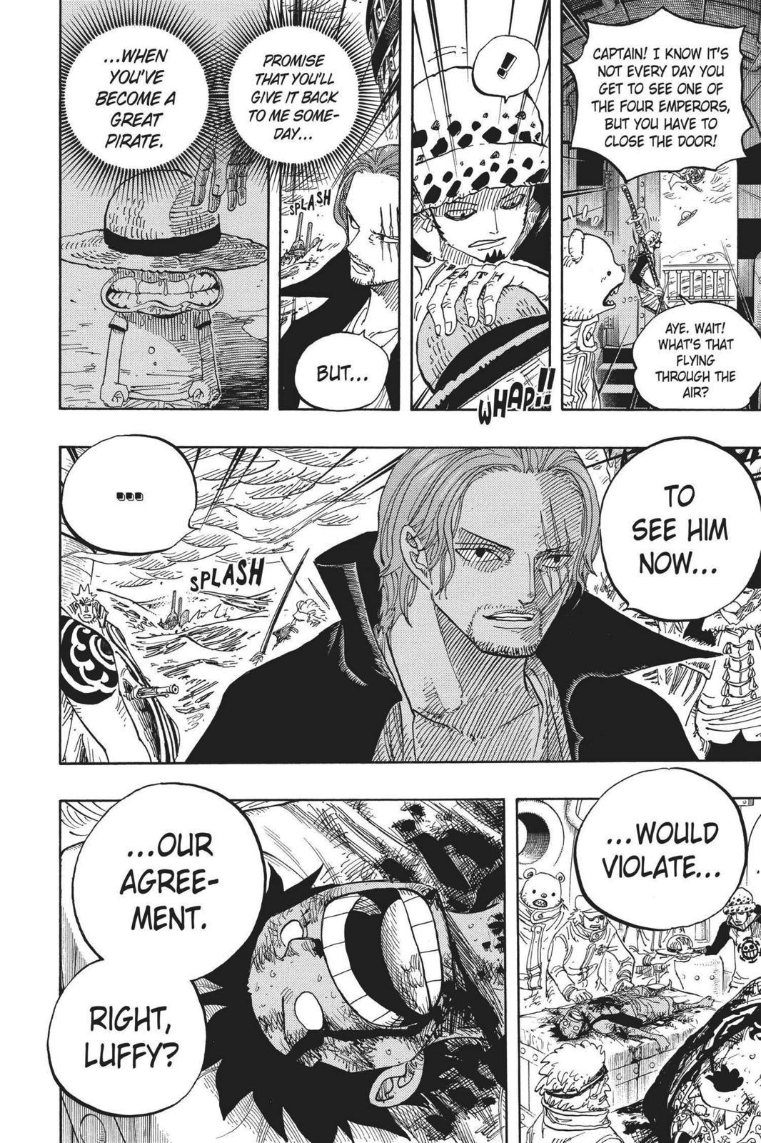 One Piece, Chapter 580 image 004