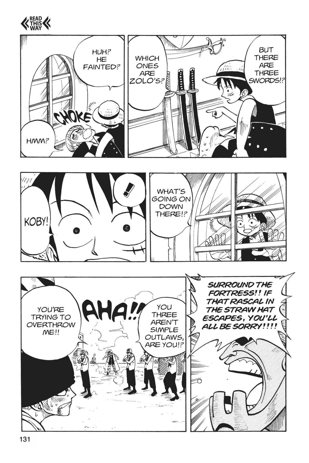 One Piece, Chapter 5 image 007