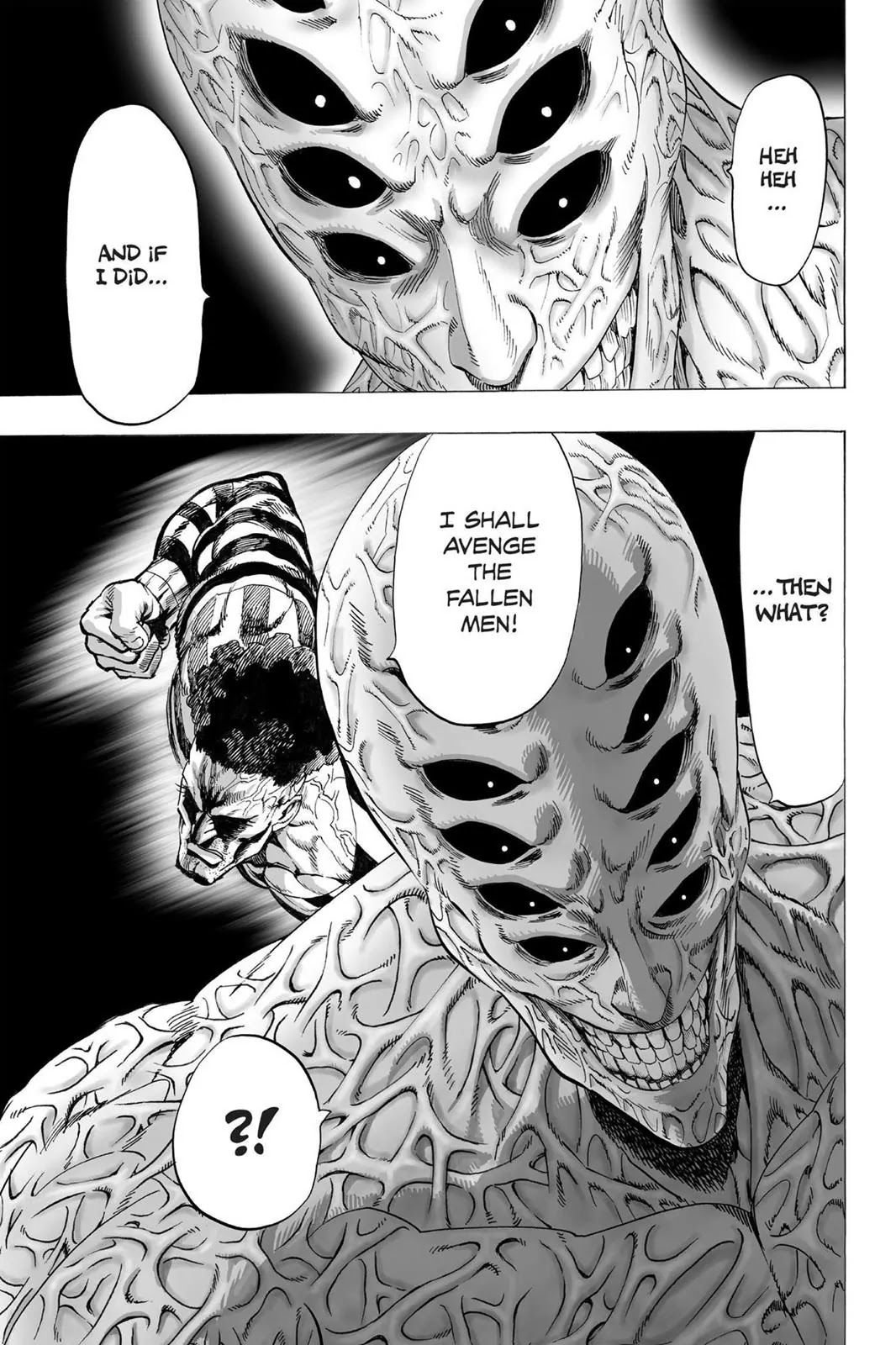 One Punch Man, Chapter Onepunch-Man 32 image 043