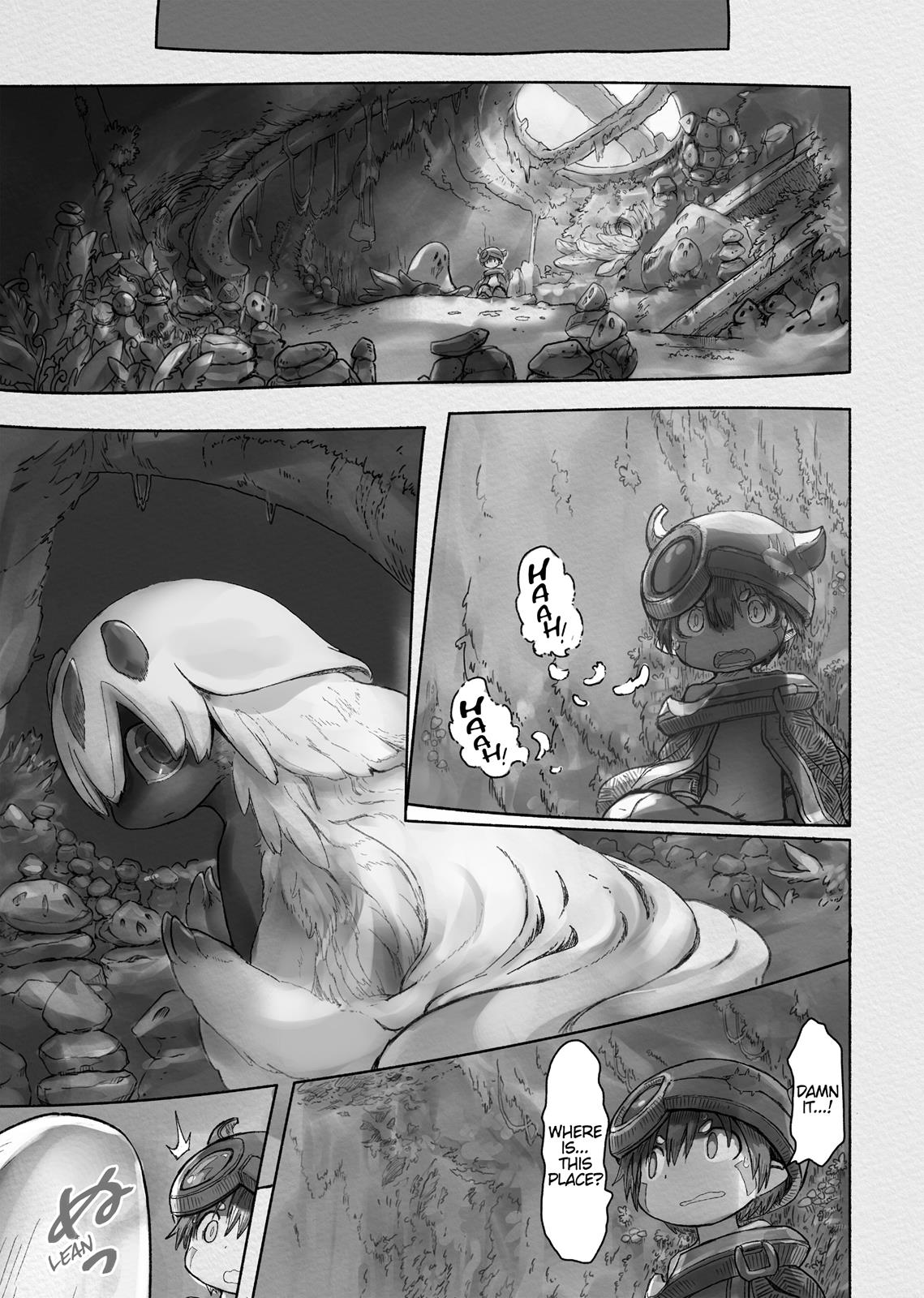 Made In Abyss, Chapter Hello,Abyss 42 image 013