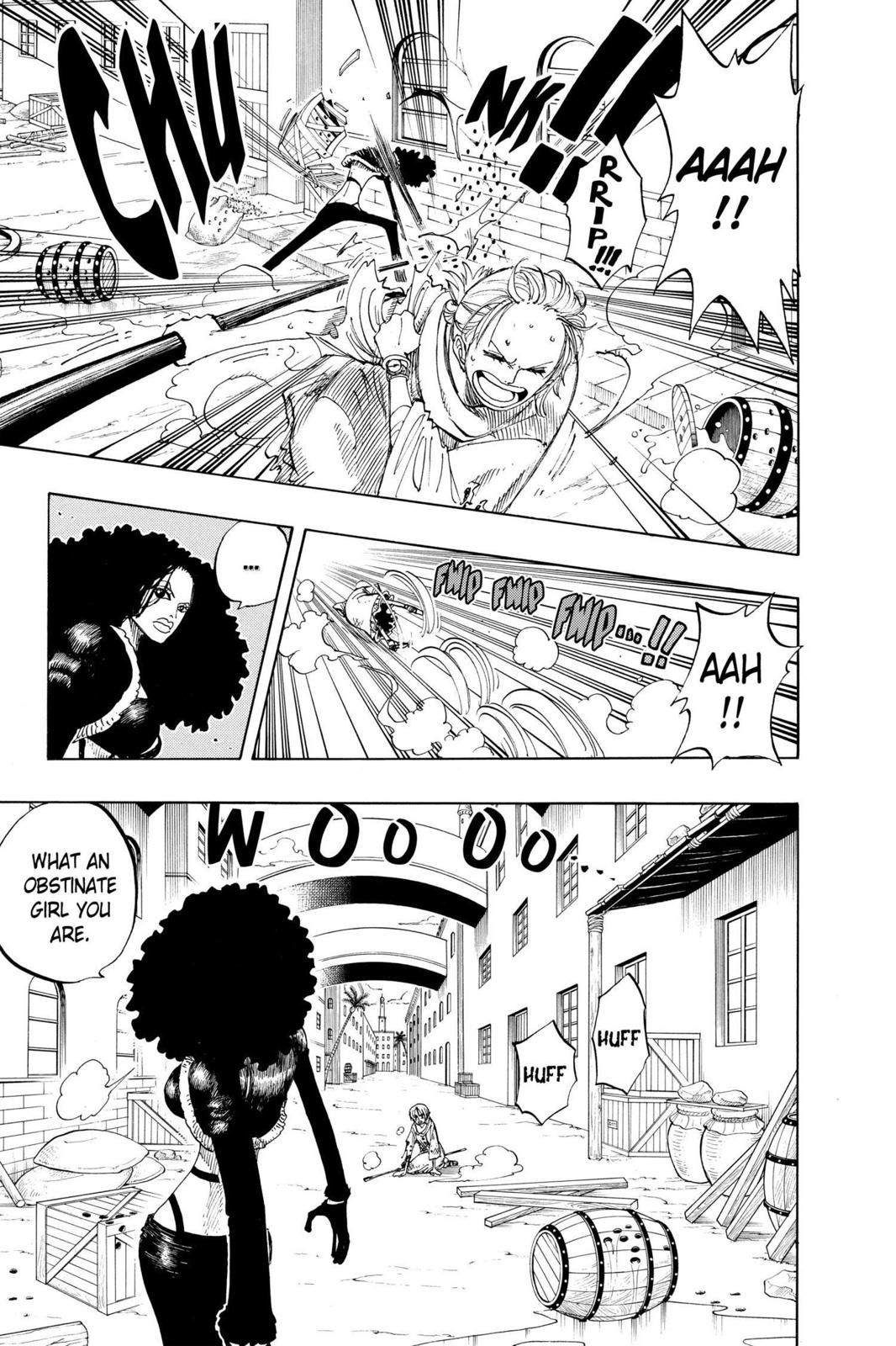 One Piece, Chapter 191 image 003