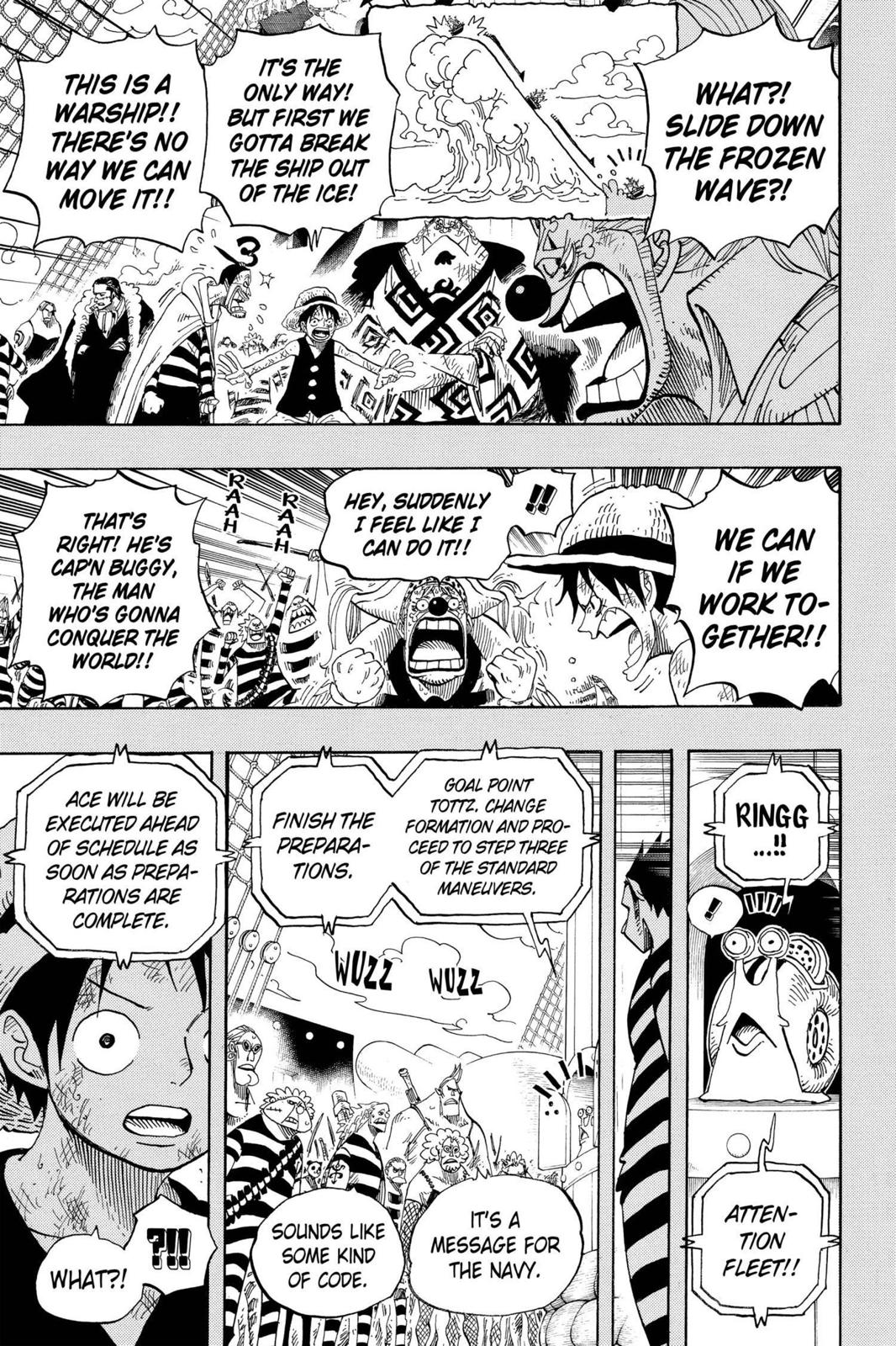 One Piece, Chapter 557 image 003