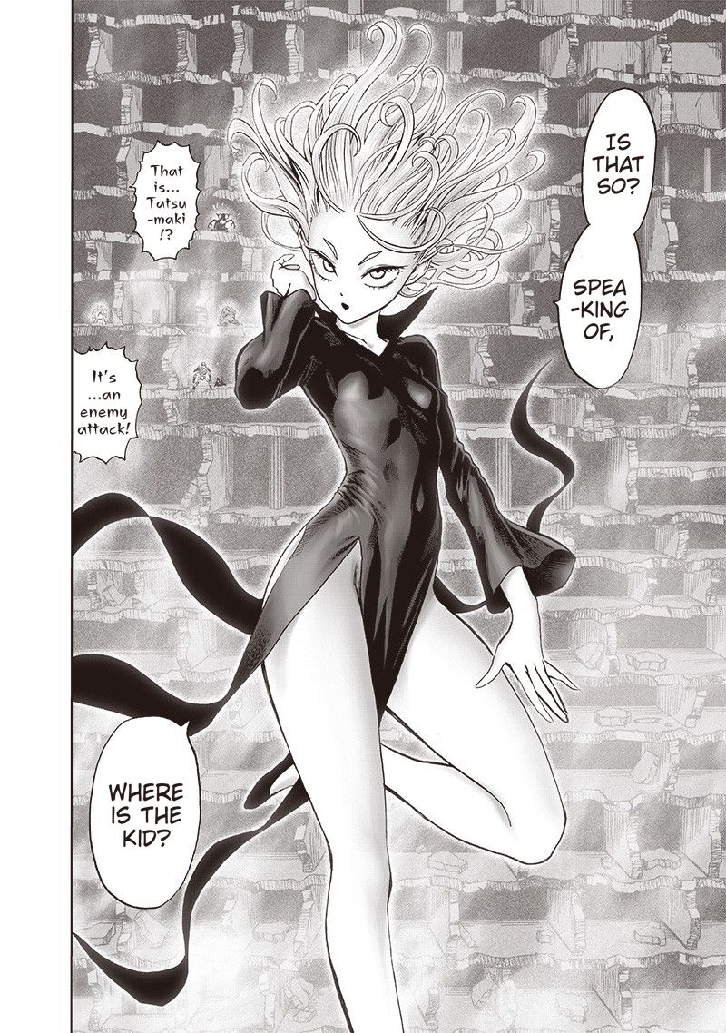 One Punch Man, Chapter One-Punch Man 127.2 image 013