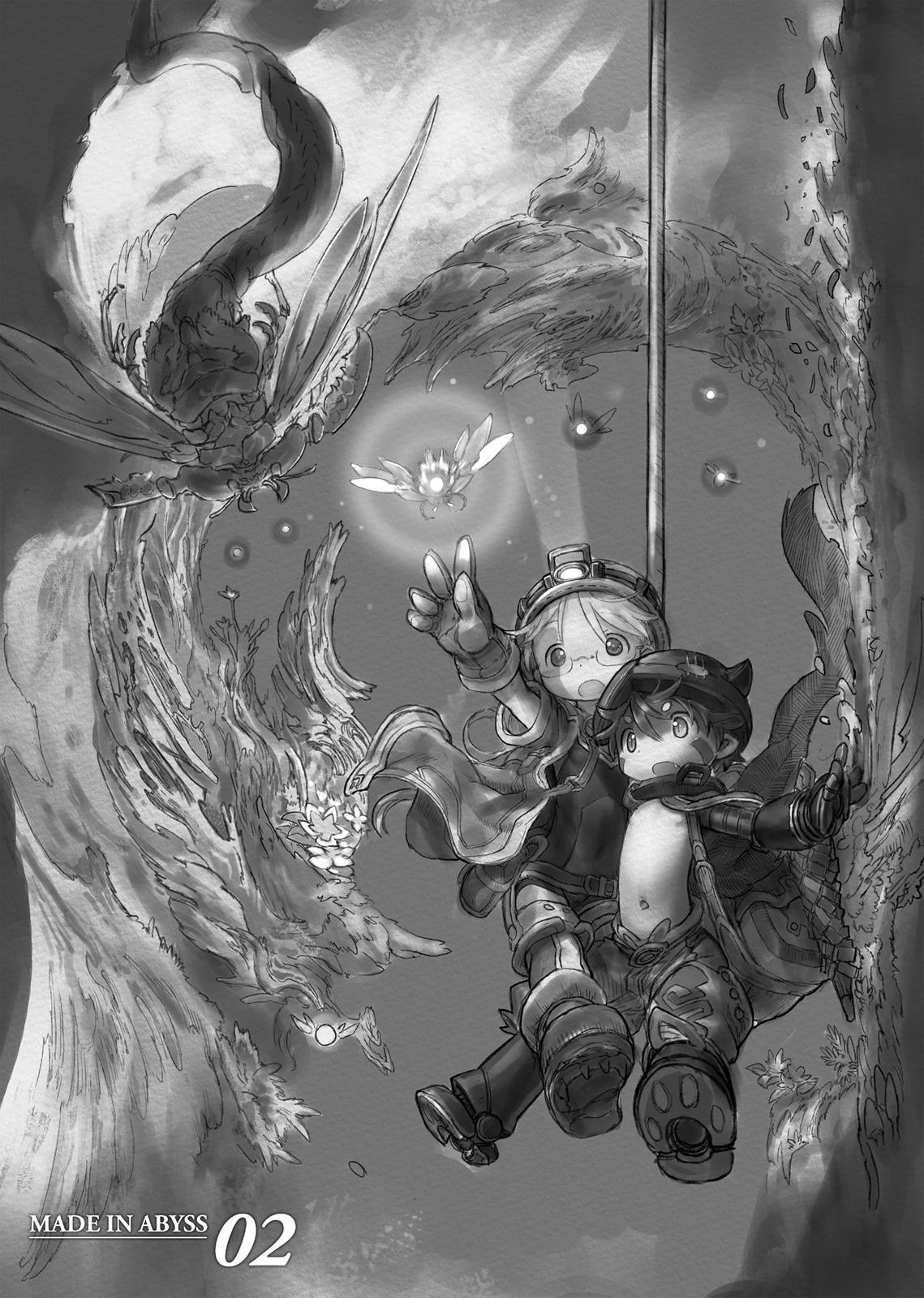 Made In Abyss, Chapter Hello,Abyss 9 image 005
