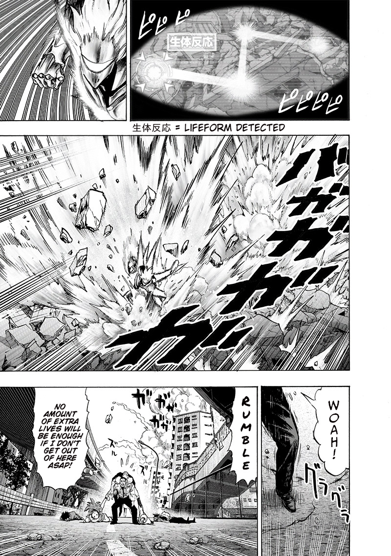 One Punch Man, Chapter One-Punch Man 118 image 022