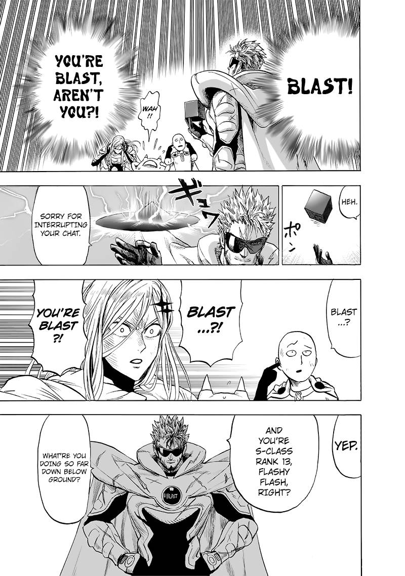 One Punch Man, Chapter 139 image 010