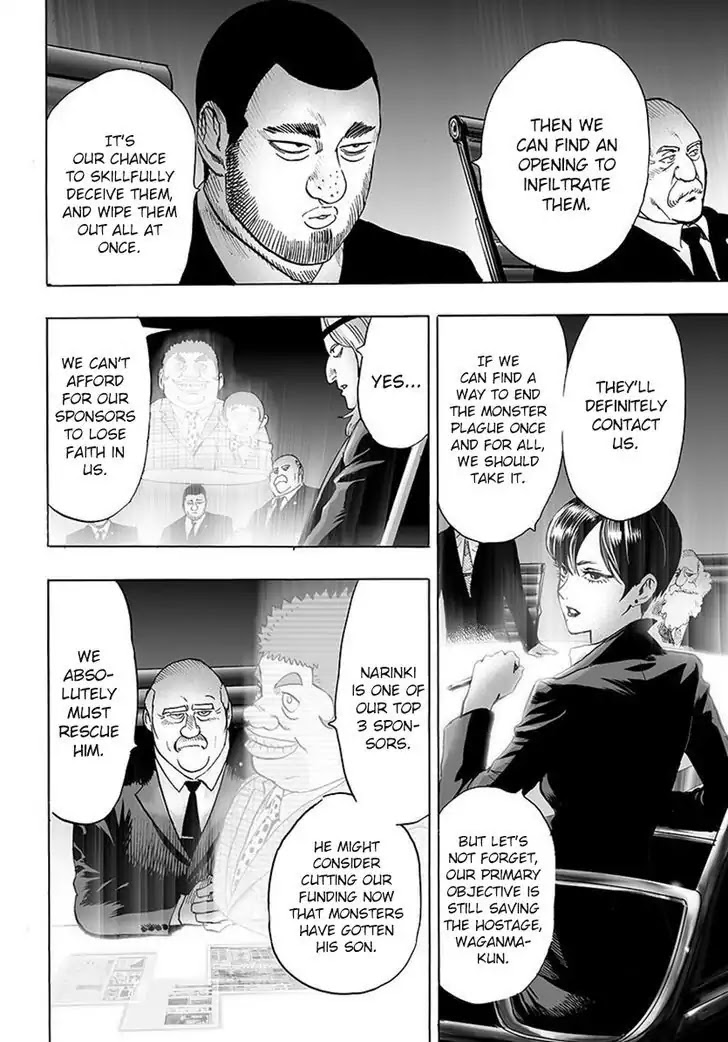 One Punch Man, Chapter Onepunch-Man 79 image 006