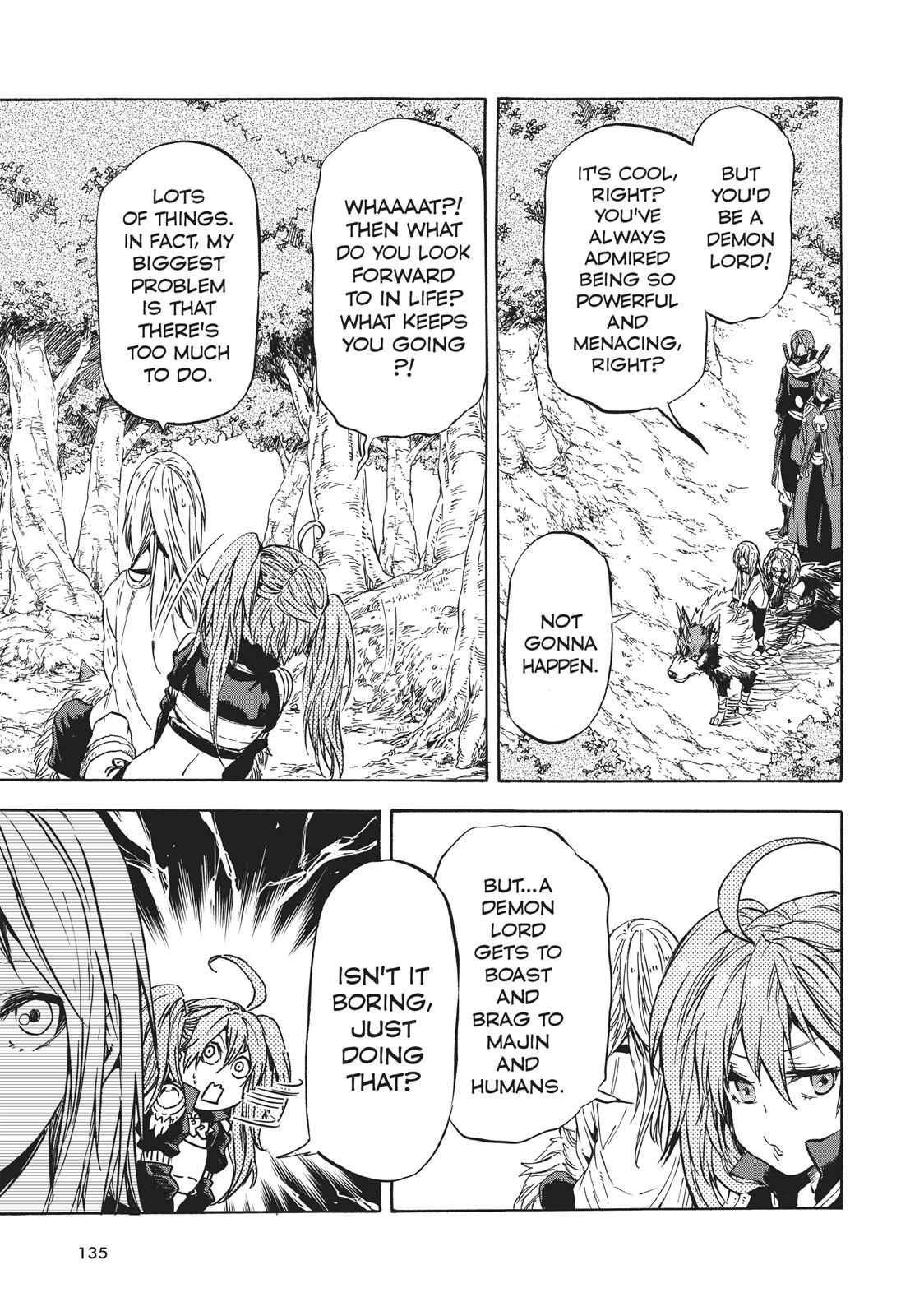 That Time I Got Reincarnated As A Slime, Chapter 31 image 013