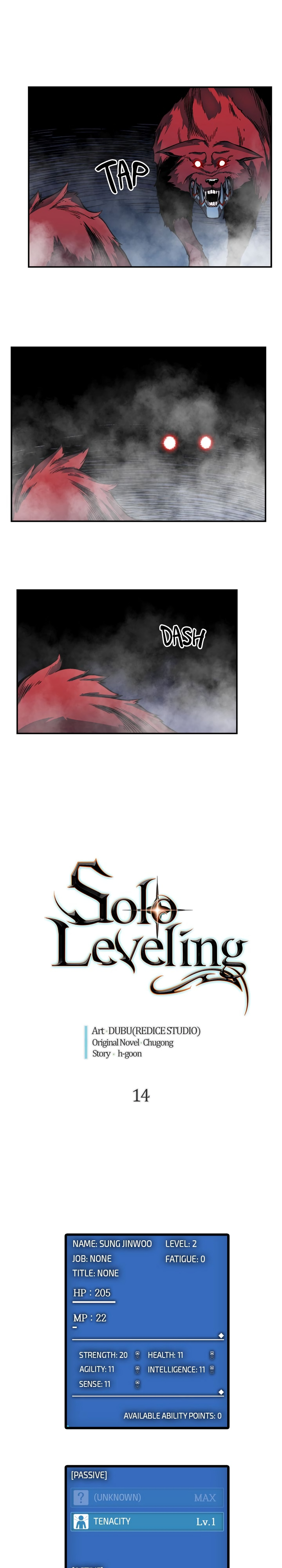 Solo Leveling, Chapter 14 image 001
