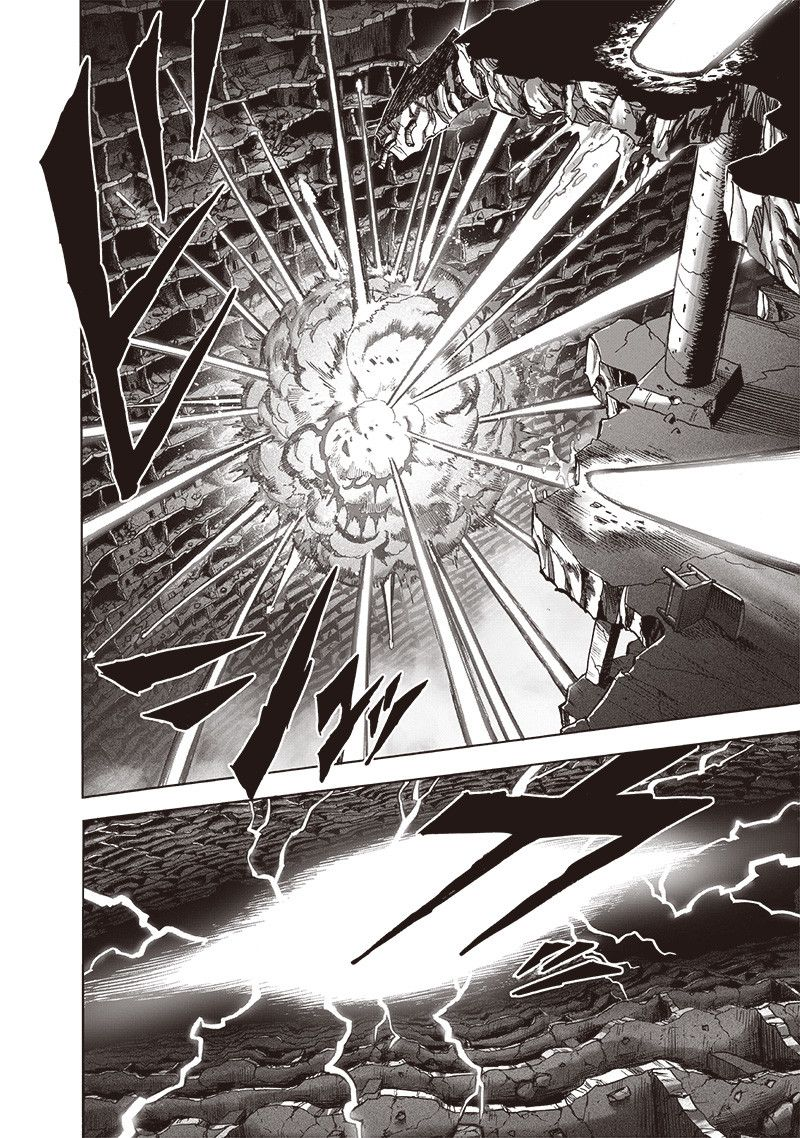 One Punch Man, Chapter One-Punch Man 127.2 image 031
