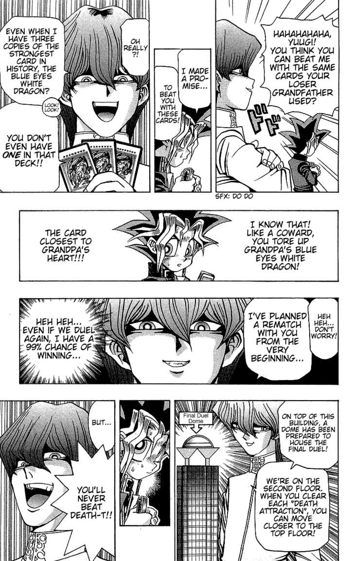 Yu Gi Oh, Chapter Vol.04 Ch.028 - The First Battlefield image 008
