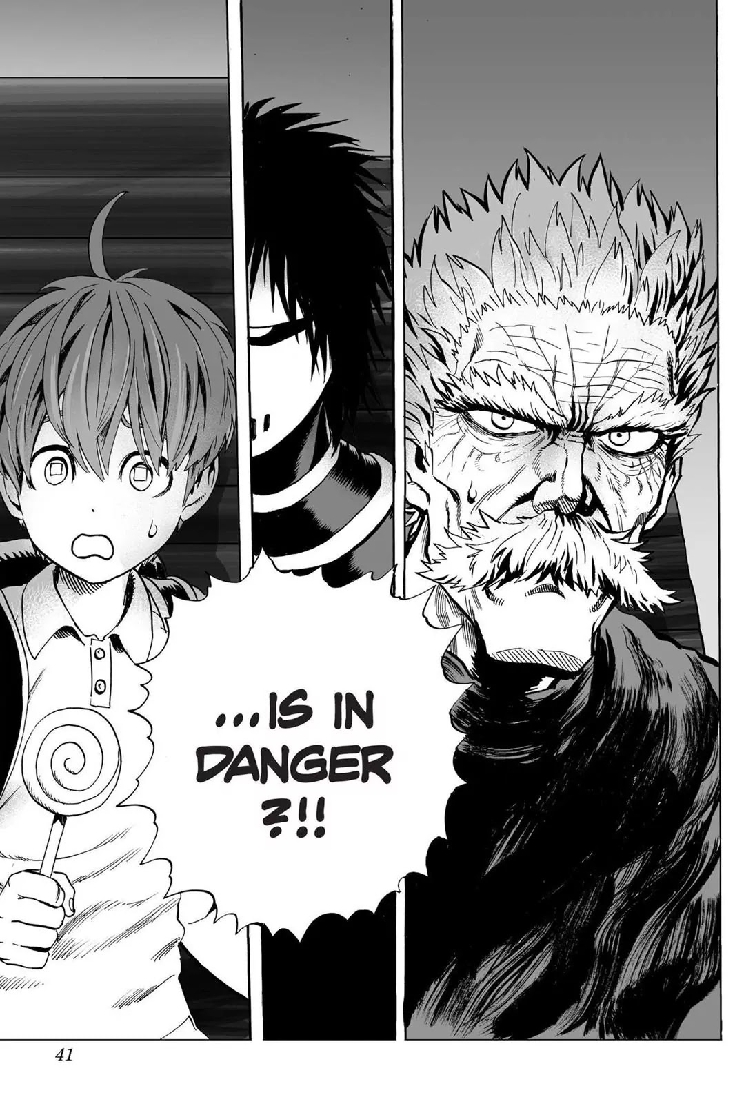 One Punch Man, Chapter Onepunch-Man 31 image 015