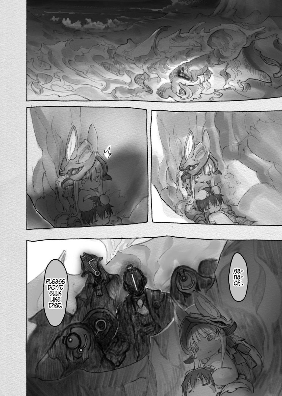 Made In Abyss, Chapter Hello,Abyss 31 image 014
