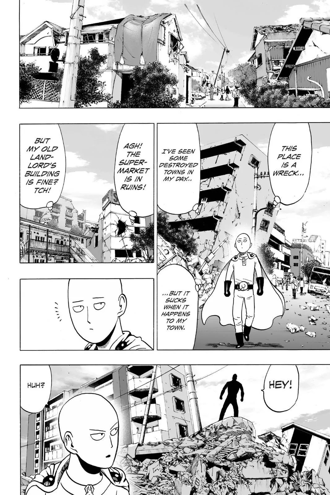 One Punch Man, Chapter Onepunch-Man 22 image 010