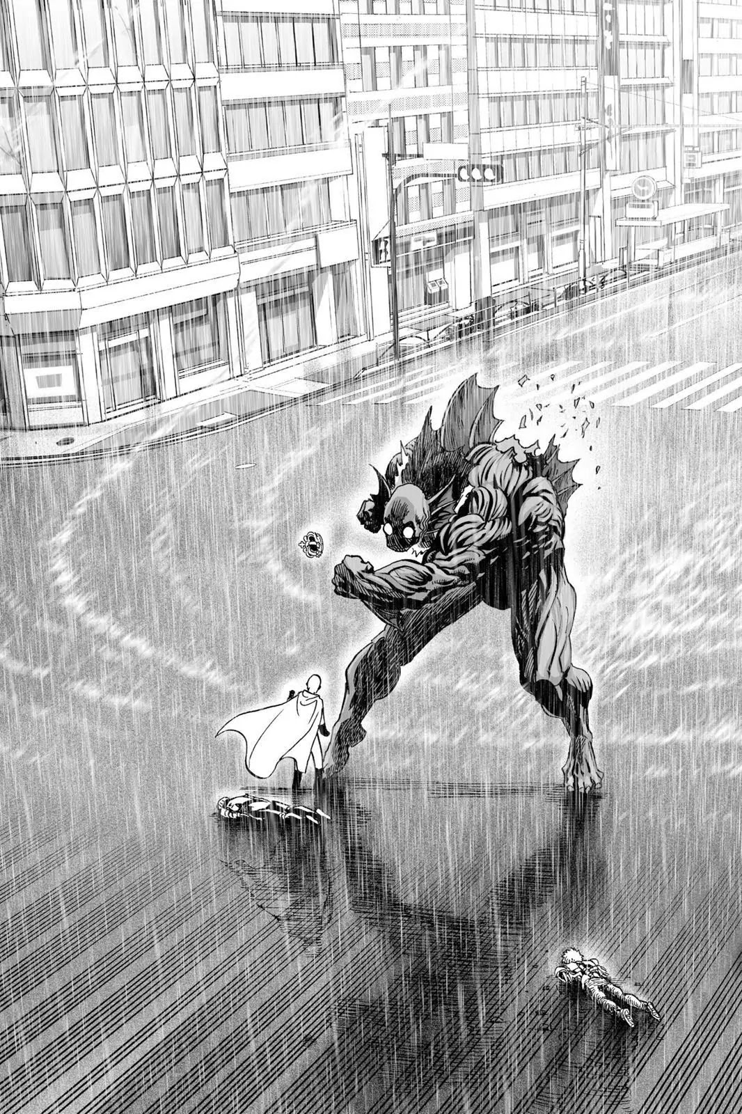 One Punch Man, Chapter Onepunch-Man 28 image 009