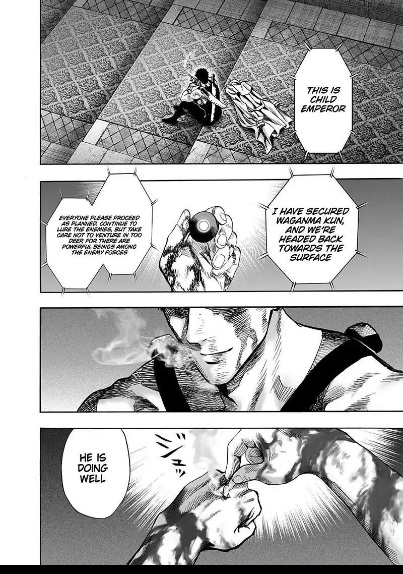 One Punch Man, Chapter Onepunch-Man 101 image 047