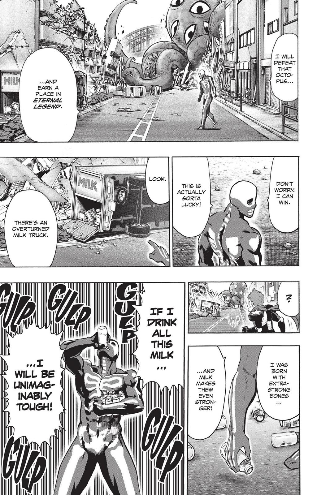 One Punch Man, Chapter Punch 68 image 014