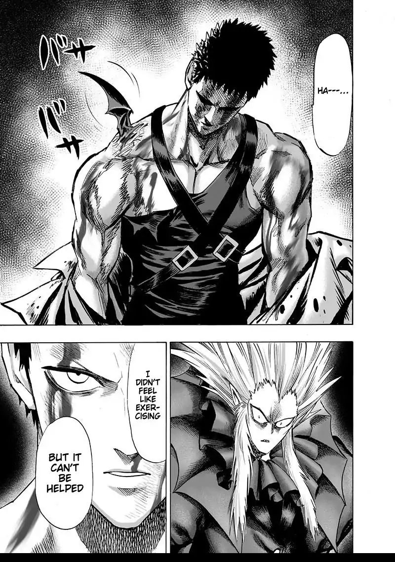 One Punch Man, Chapter Onepunch-Man 101 image 038